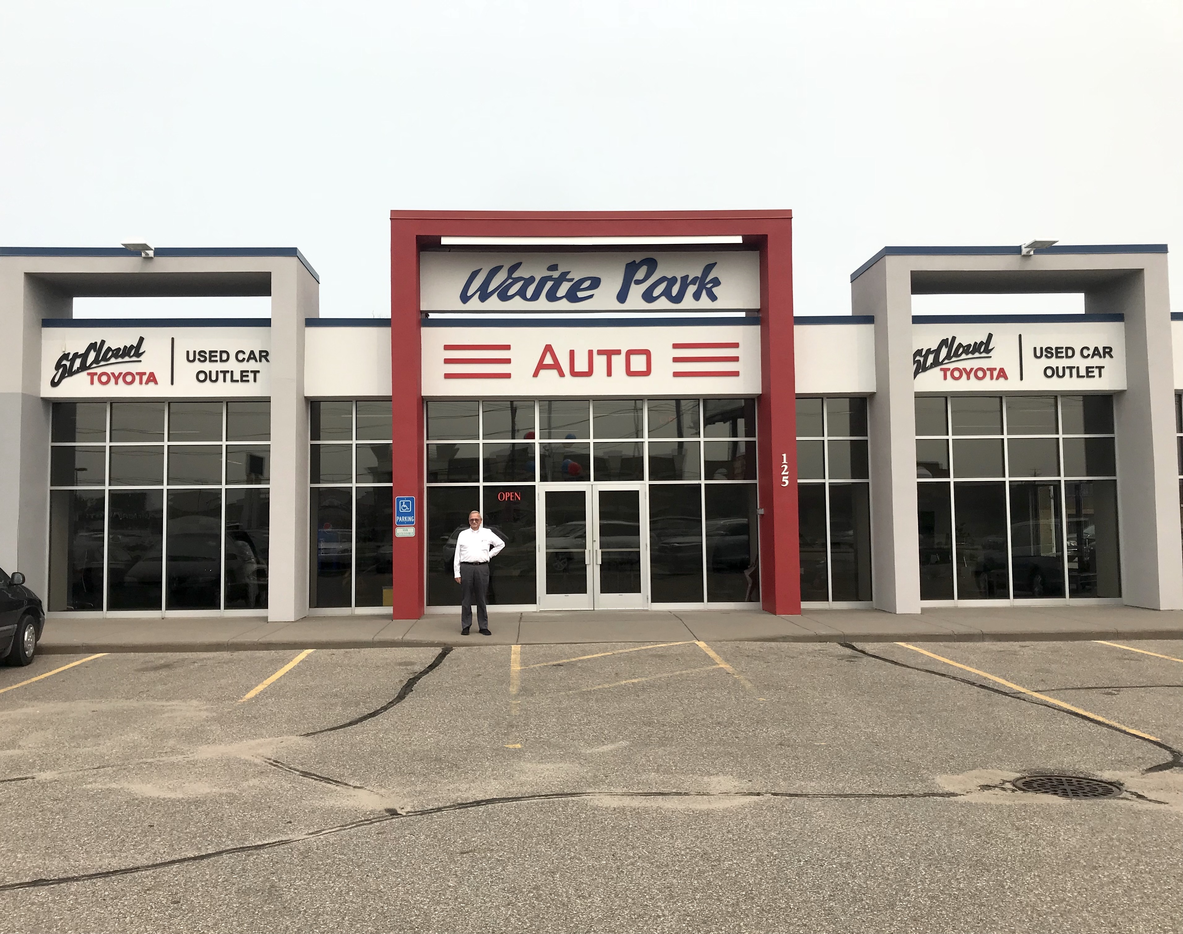 About Waite Park Auto And Sport
